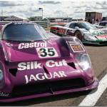 """TWR Silk cut Castrol Jaguar XJR12 Group C"" by antsphoto"