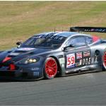 """""""Team Modena Aston Martin DBR9 GT1. Silverstone LMS"""" by antsphoto"""