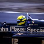 """AYRTON SENNA JPS LOTUS RENAULT 98T BRANDS HATCH 19"" by antsphoto"