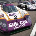 """""""TWR Jaguar xjr Group C, IMSA Silverstone"""" by antsphoto"""