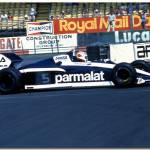 """Nelson Piquet F1 Brabham BT51 BMW  British GP 1983"" by antsphoto"