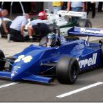 """Ex Michele Alboreto Tyrrell 011 F1 Thoroughbred Gr"" by antsphoto"