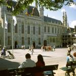 """Bruges City Hall 2002"" by PriscillaTurner"