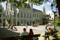Bruges City Hall 2002