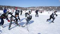 Hockey au Lac-Beauport