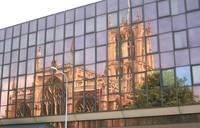 Reflection of Holy Trinity Church