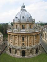 Radcliffe Camera from St Mary's tower