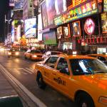 """""""Times Square New York City"""" by SoniaMiller"""