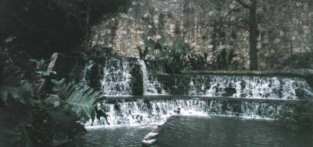 Southwestern Waterfall