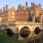 """CAMBRIDGE COLLEGE"" by SoniaMiller"