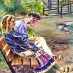 """""""Poets"""" by artistfaye"""