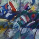 """Crankwood Landscape with Memories"" by kenart"