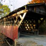 """Easley Covered Bridge"" by jllbms"