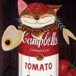 """Catmasutra - Tomato-based Cat Fish Soup"" by catmasutra"