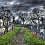 """Kirkyard path"" by elementalPaul"