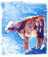 Lowing Calf