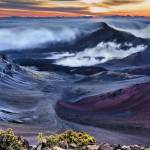 """Crater of Haleakala at Sunrise"" by PJPHOTO"