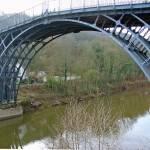 """The Iron Bridge  (13998-RDB)"" by rodjohnson"