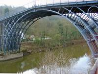 The Iron Bridge  (13998-RDB)