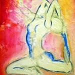 """""""Yoga"""" by Malia"""