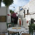 """Paros - time for a coffee"" by karahaz"
