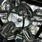 """Inverted Glass Atom Tree"" by Semjaja"