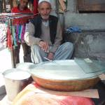 """Phirni Baabu, Srinagar, Kashmir, May 2007"" by Swethaa"