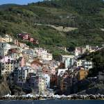 """""""The Town of Riomaggiore"""" by DonnaCorless"""