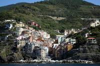 The Town of Riomaggiore