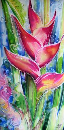 Heliconia Series II