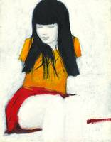 yumi - red, yellow, black