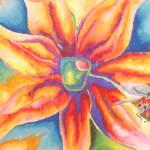 """""""Big Flower2"""" by AtticArt"""