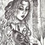 """Waiting Mistress"" by LeslieCoreen"