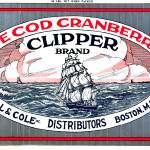 """Cranberry Packing Label (c. 1927)"" by ChrisSeufert"