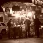 """Dinner In a New York Minute"" by KleptosWorld"