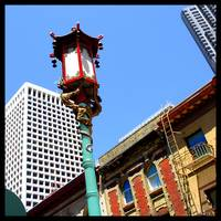 Chinatown Lantern, San Francisco