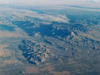 Guadalupe Mountains National Park from the Air