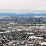 """Calgary, Alberta, Canada"" by MarksClickArt"
