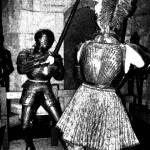 """Dueling Knights I"" by braeoktober"