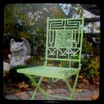 """green chair ttv"" by tikicat"