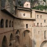 """Subiaco - Monastero di San Benedetto"" by gengish"