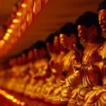 """""""10,000 Buddhas Monastery"""" by Arjun"""