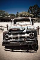Vintage Classic Car Wreck III