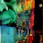 """""""narciso green dipinto su plexglass 2 metri x 220"""" by beatricefeo"""