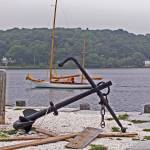 """""""Anchor and Boat"""" by MarksClickArt"""