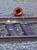 Rust and Rail