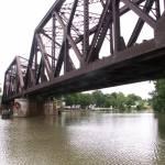 """Rail Bridge"" by MarksClickArt"