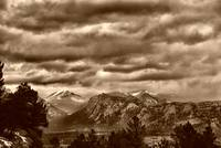 Rocky Mountains, Estes Park, Colorado