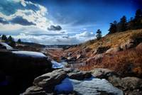 Castlewood Canyon State Park, Colorado