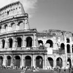 """Roman Colosseum"" by DonnaCorless"